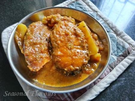 Bengali Fish Kalia Recipe