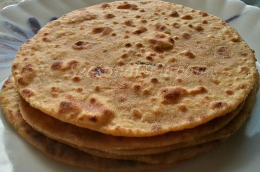 Mooli Paratha Punjabi Recipe