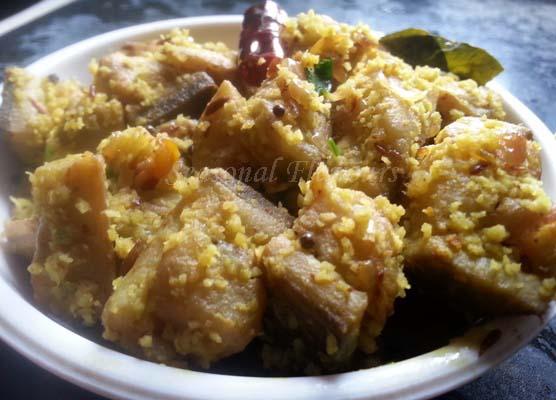 Aratikaya Kura Recipe