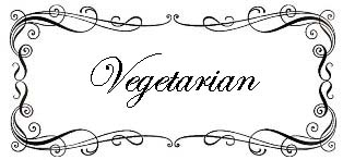 Recipe Index - Vegetarian Recipes