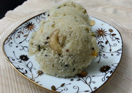 Homemade Rava Idli Instant Recipe