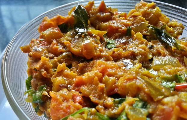 eggplant masala recipe