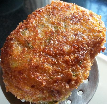 Kolkata Egg Chop