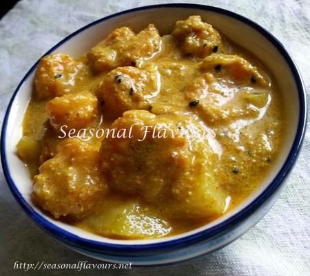 Posto Chingri Bengali Recipe