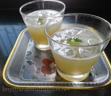 Cucumber Cooler Recipe