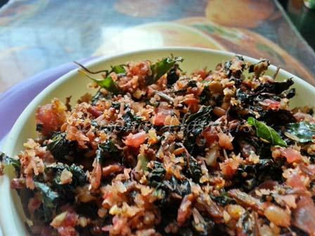 Andhra Thotakura Vepudu Recipe