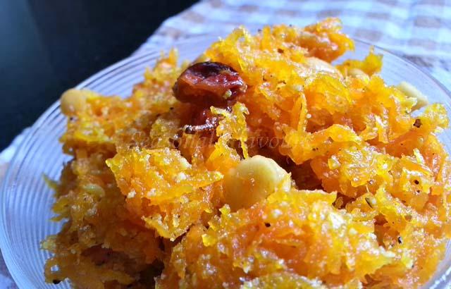 Punjabi Gajar Ka Halwa Recipe