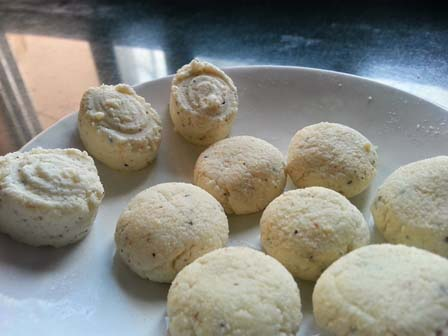 Sondesh Bengali sweet recipe