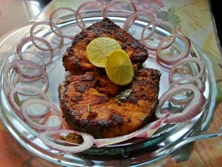 Vanjaram Vepudu Recipe