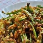 Kurkuri Bhindi Fry Masala Punjabi Lady's Finger Fry |Crispy Fried Okra