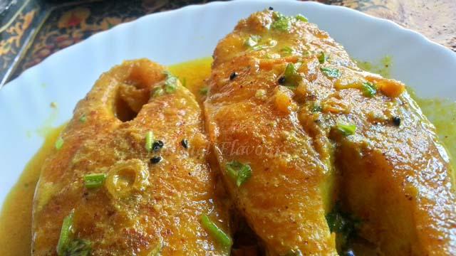 Fish Mustard Recipe