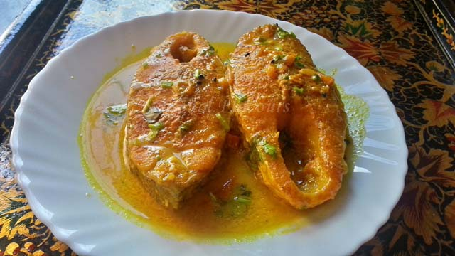 Mustard Fish Curry Recipe