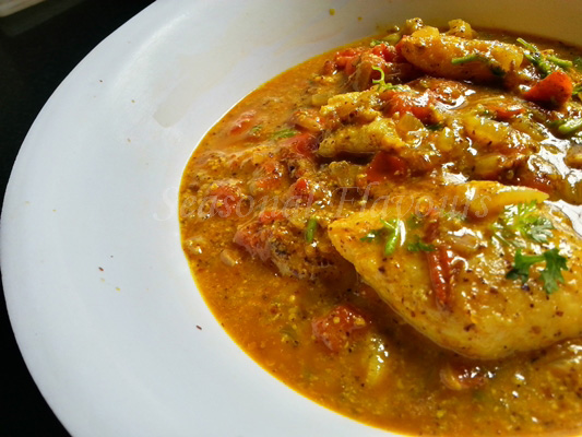 Fish Kasundi Recipe
