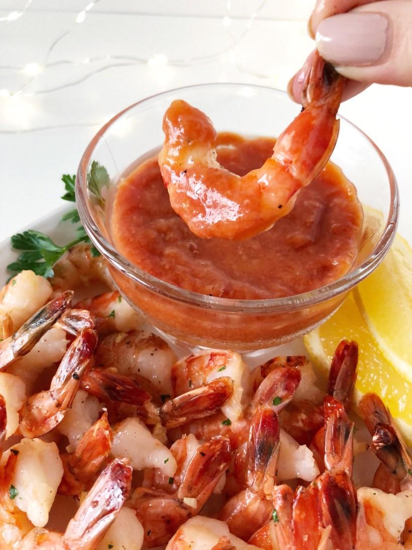 Roasted Shrimp Cocktail   Season & Serve Blog