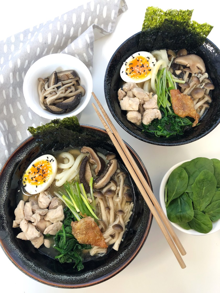 Chicken Udon Noodle Soup - Season & Serve Blog