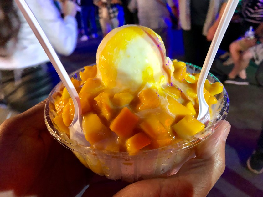 Mango Shaved Ice from Mango Yummy