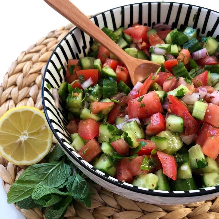 Shirazi Salad - Season & Serve Blog