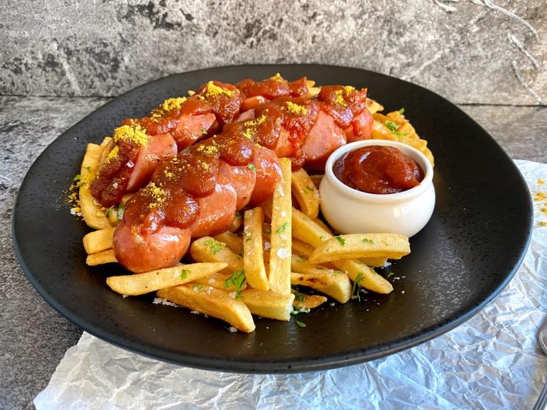 Red Barn Currywurst - Season & Serve Blog