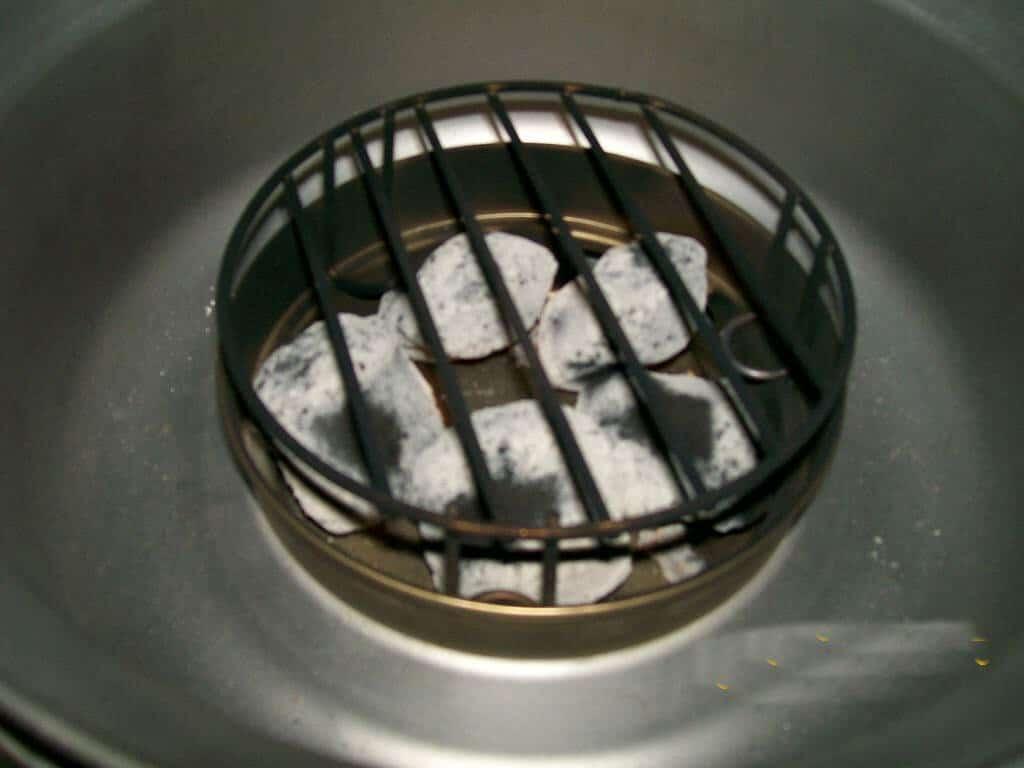 Cobb Briquettes White