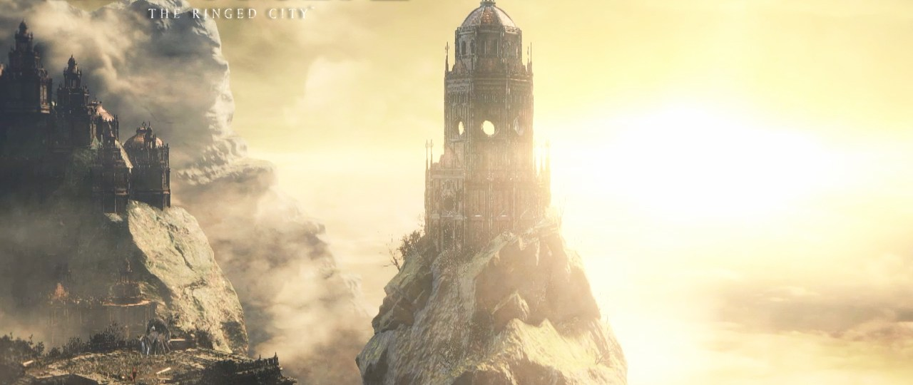 Darks Souls 3 : The Ringed City DLC Trailer