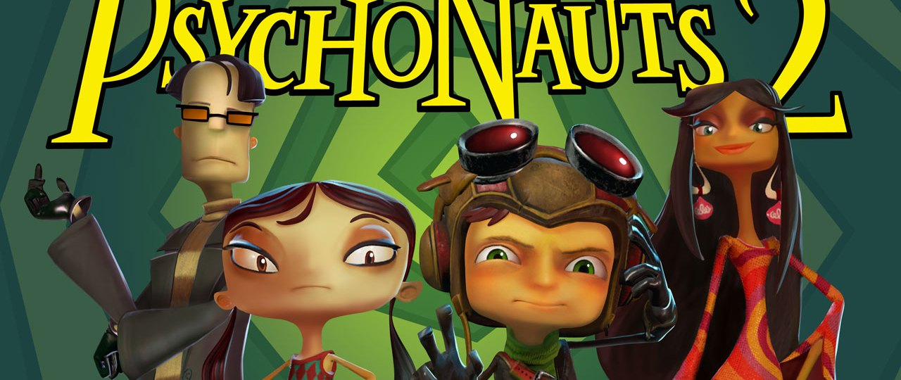 First Look at Psychonauts 2 Gameplay Footage!