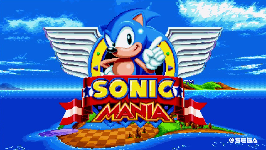 Sonic Mania Arrives this August