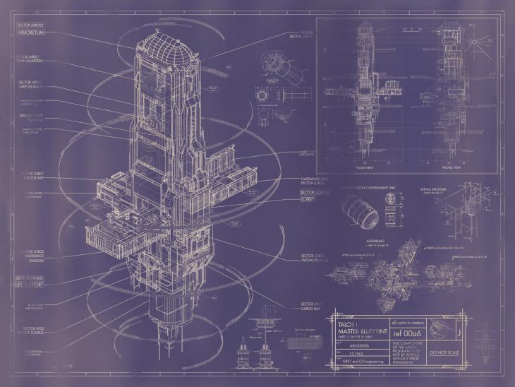 Talos 1 Blueprint