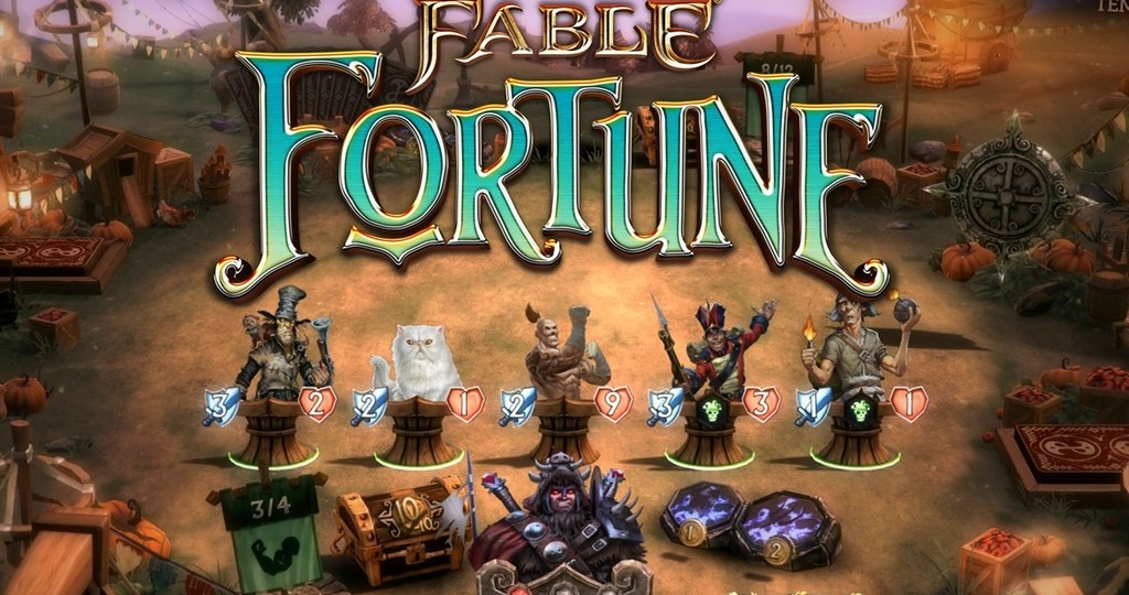 Fable Fortune : Launch Date and Trailer