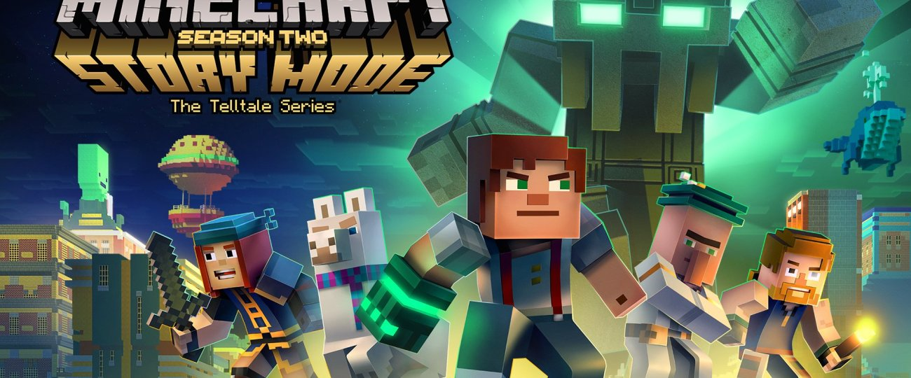 Minecraft Story Mode : Season 2 Coming Soon!