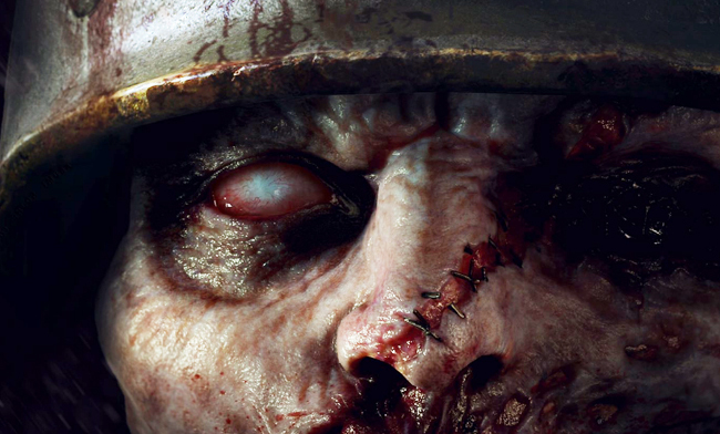 Call of Duty World War 2 : Zombies Reveal Trailer