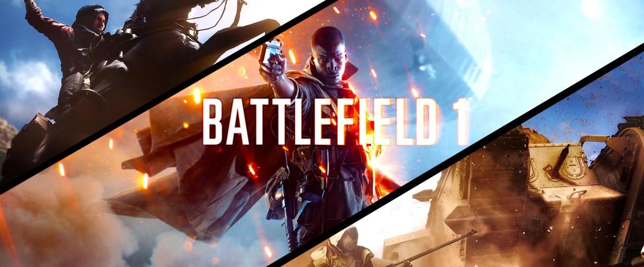 Battlefield 1 Joins the EA/Origin Access Vault