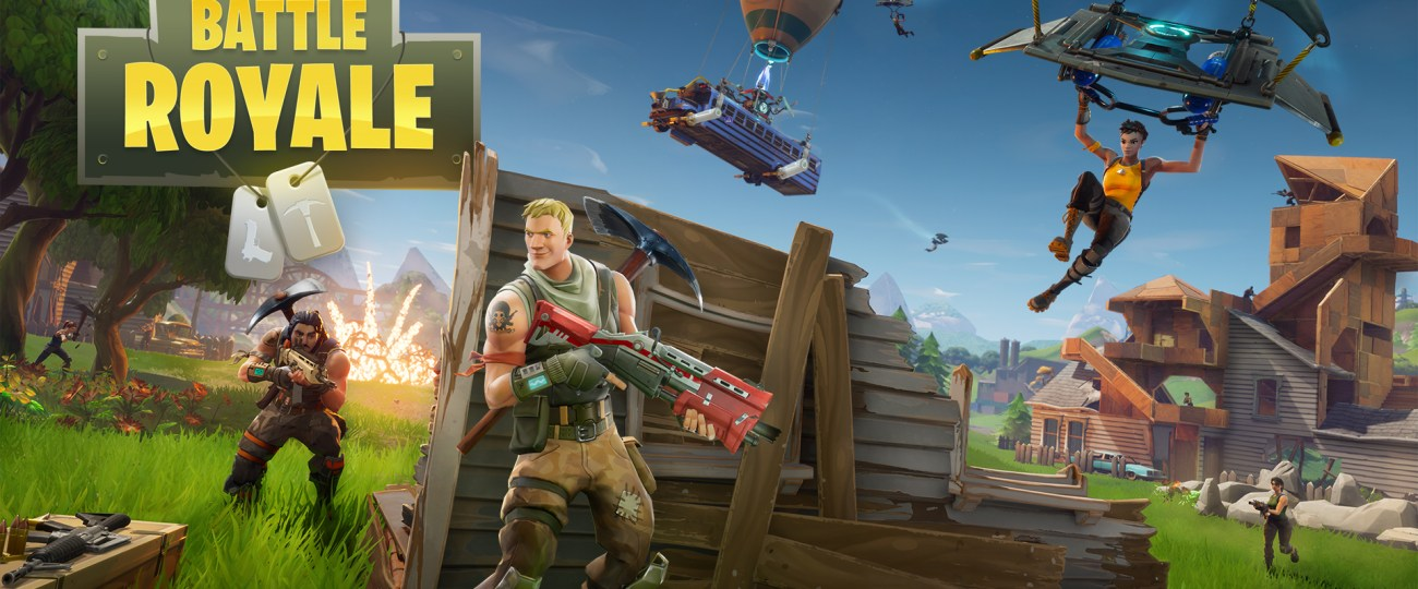 Fortnite Battle Royale Gameplay Trailer