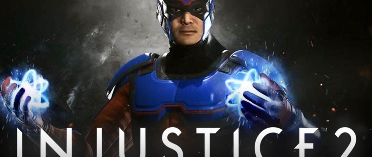 Injustice 2 : Introducing Atom Trailer