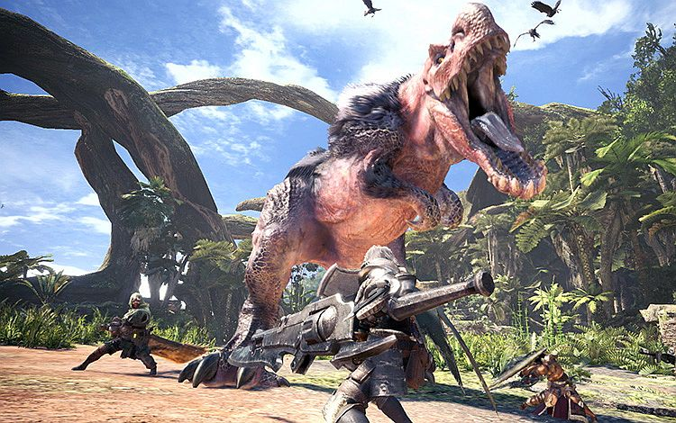Monster Hunter World Surpasses 7.5 Million Copies Sold