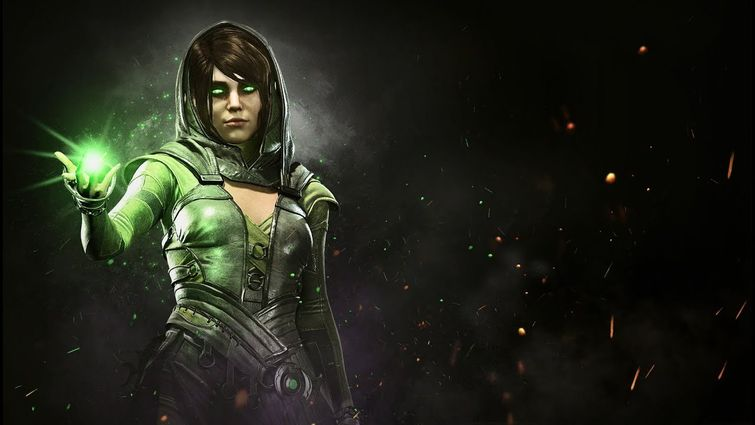 Injustice 2 : Introducing Enchantress
