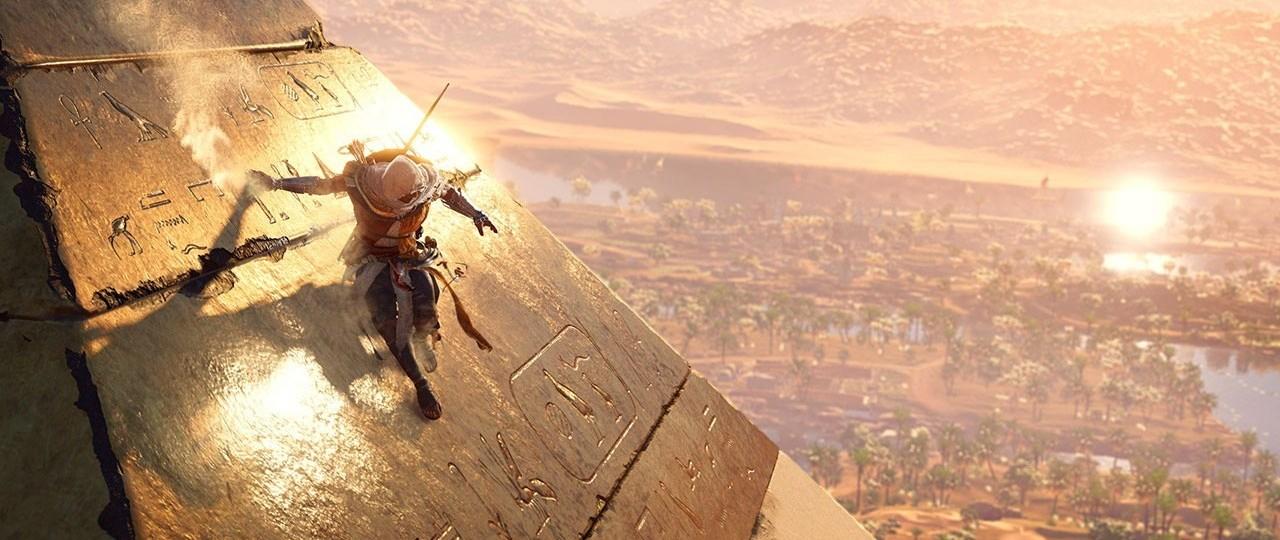 Assassin's Creed Origins : The Hidden Ones Launch Trailer
