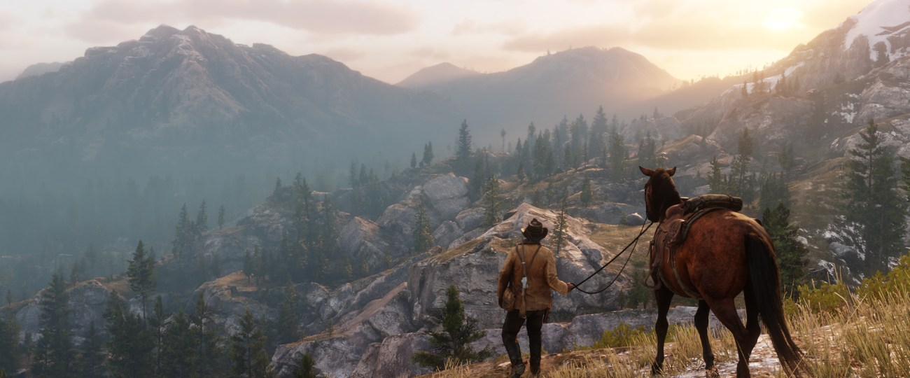 Rumor : Red Dead Redemption 2 will have Battle Royale, First Person Mode, and Much More