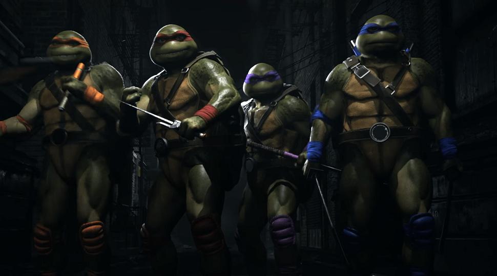 Injustice 2 : Teenage Mutant Ninja Turtles Trailer