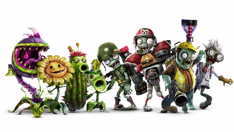 Rumor : Plants vs. Zombies Garden Warfare 3 in Development