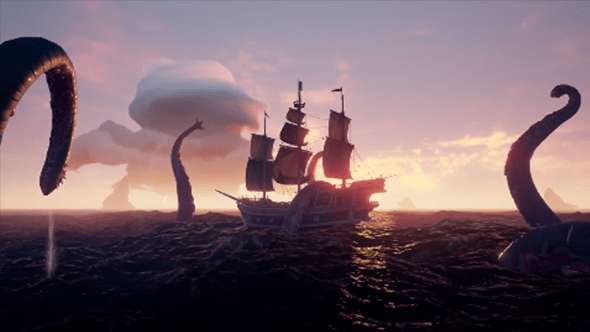 Sea of Thieves Official Launch Trailer