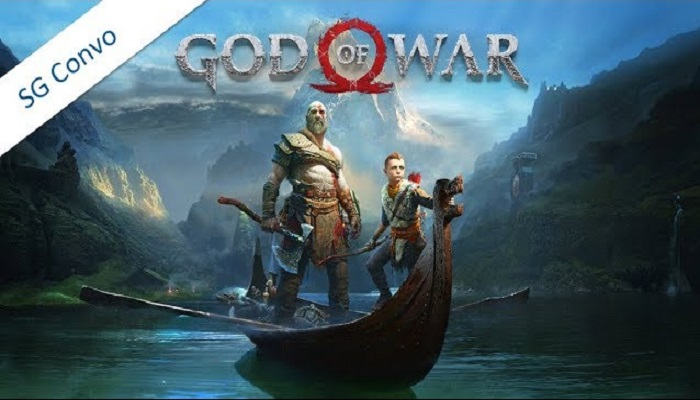 Conversation : God of War (Audio and Video Links)