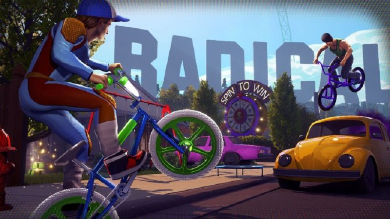 """Boss Key Productions Unveils New Title """"Radical Heights"""""""