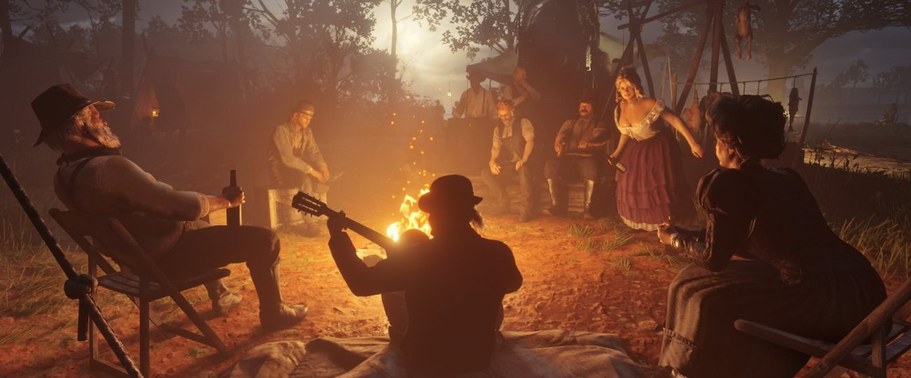 Red Dead Redemption 2 : Rockstar Shares New Official Screenshots