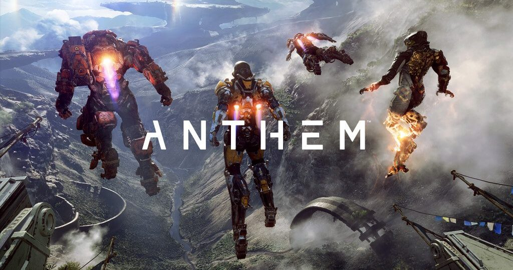 Anthem to Launch in March 2019