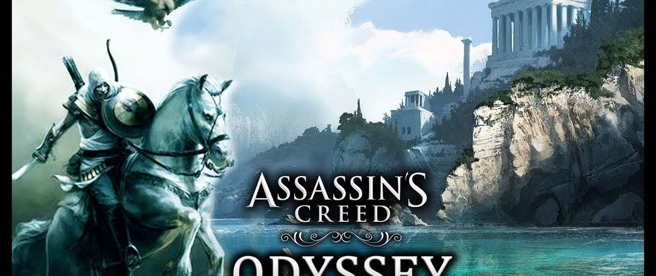 "Confirmed : ""Odyssey"" is the next Assassin's Creed Title"