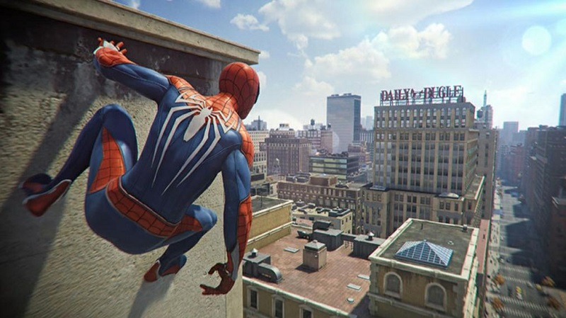 Spider-Man : New York Open-World Trailer