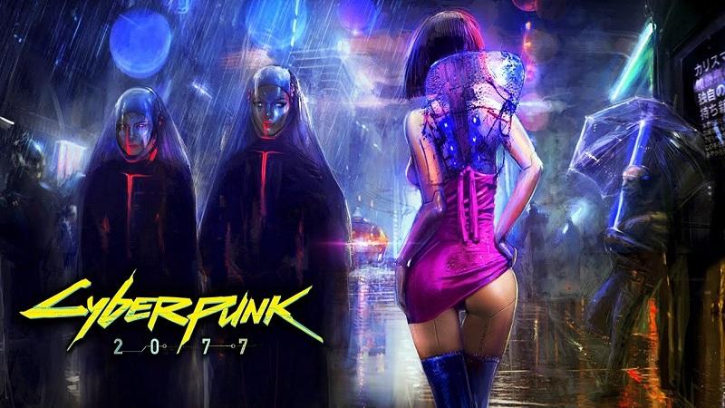 Cyberpunk 2077 : New Batch of Concept Art from CD Projekt Red