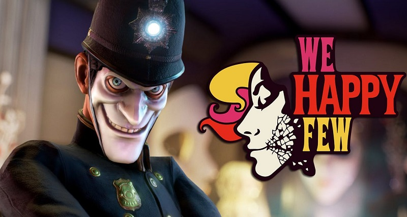 We Happy Few : Diamond in the Rough