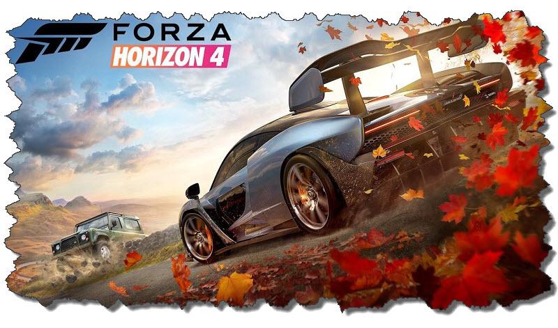 Review : Forza Horizon 4
