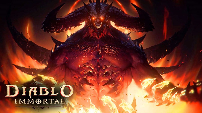 Blizzard Announces Diablo Immortal for IOS and Android